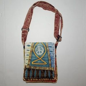 Funky Purse One-of-a-kind Handmade in Nepal